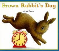Brown Rabbit's Day