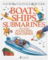 Boats, Ships, Submarines, and Other Floating Machines