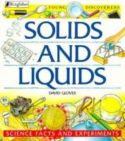 Solids and Liquids