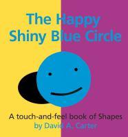 The Happy Shiny Blue Circle