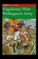 Napoleonic Wars, Wellington's Army