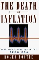 The Death of Inflation