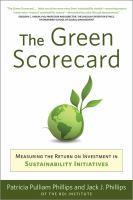 The Green Scorecard