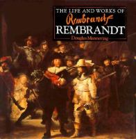 The Life and Works of Rembrandt