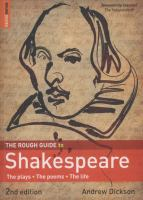 The Rough Guide to Shakespeare