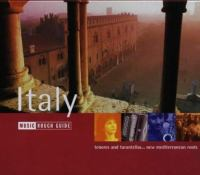 The rough guide to the music of Italy