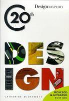 20th [century] Design