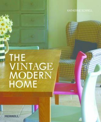 Vintage Modern Home book cover