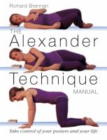 The Alexander Technique Manual