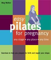 Easy Pilates for Pregnancy