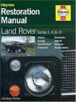 Land Rover Series I, II and III