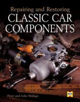 Repairing and Restoring Classic Car Components