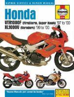 Honda VTR1000F FireStorm (Super Hawk) & XL1000V Varadero Service and Repair Manual