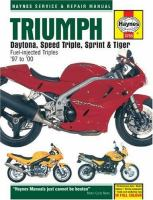 Triumph F1 Triples Service and Repair Manual