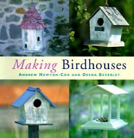 Making Bird Houses