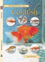 Pet Owner's Guide to the Goldfish