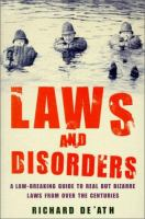 Laws and Disorders