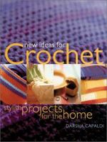 New Ideas for Crochet