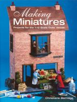 Making Miniatures