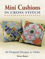 Mini Cushions in Cross Stitch
