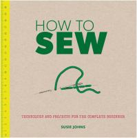 How to Sew