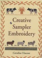 Creative Sampler Embroidery