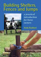Building Shelters, Fences and Jumps