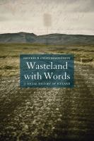 Wasteland With Words