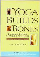 Yoga Builds Bones