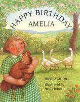 Happy Birthday Amelia