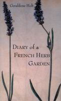 Diary of A French Herb Garden