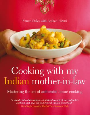 Cover image for Cooking With My Indian Mother-in-law