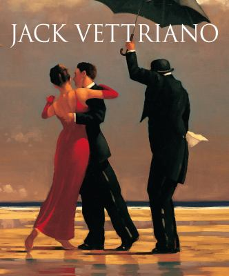Jack Vettriano book cover