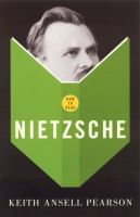 How to Read Nietzsche