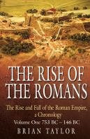The Rise of the Romans