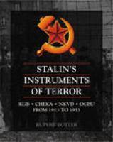 Stalin's Instruments of Terror