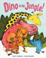 Dino in the Jungle