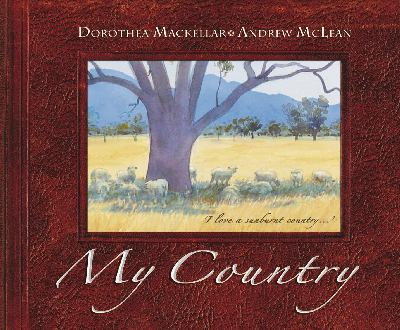 My country cover