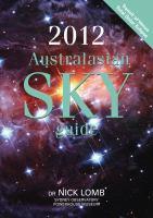 2012 Australasian Sky Guide