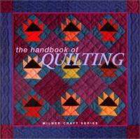 The Handbook of Quilting