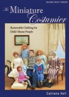 The Miniature Costumier