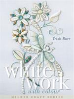 White Work With Colour
