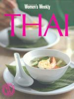The Australian Women's Weekly Thai