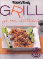 The Australian Women's Weekly Grill