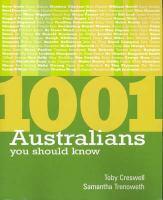 1001 Australians You Should Know