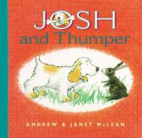Josh and Thumper