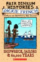 Shipwreck, Sailors & 60,000 Years