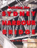 Building the Sydney Harbour Bridge