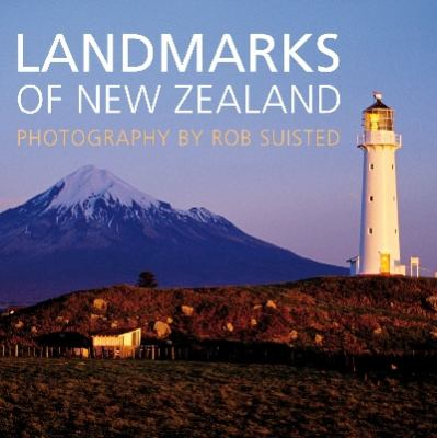 Landmarks of New Zealand cover