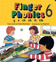 Finger Phonics : 6